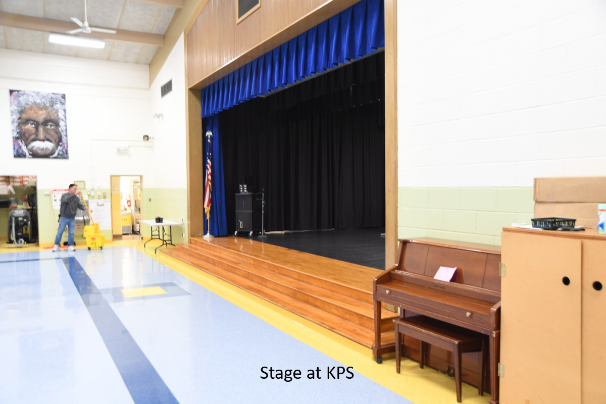 KPS stage