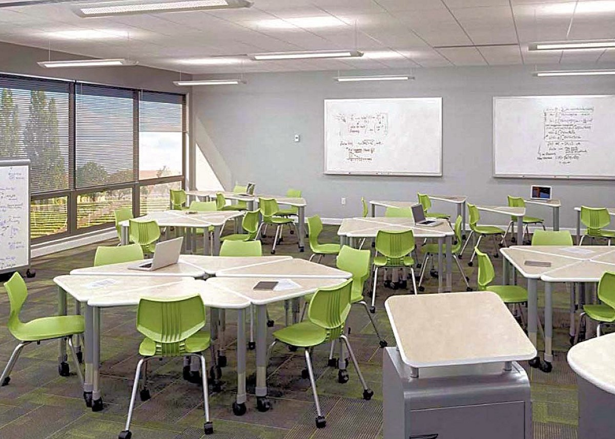 Example of space for collaboration.