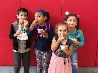 Kindergarten Ice Cream Social of 2018-2019