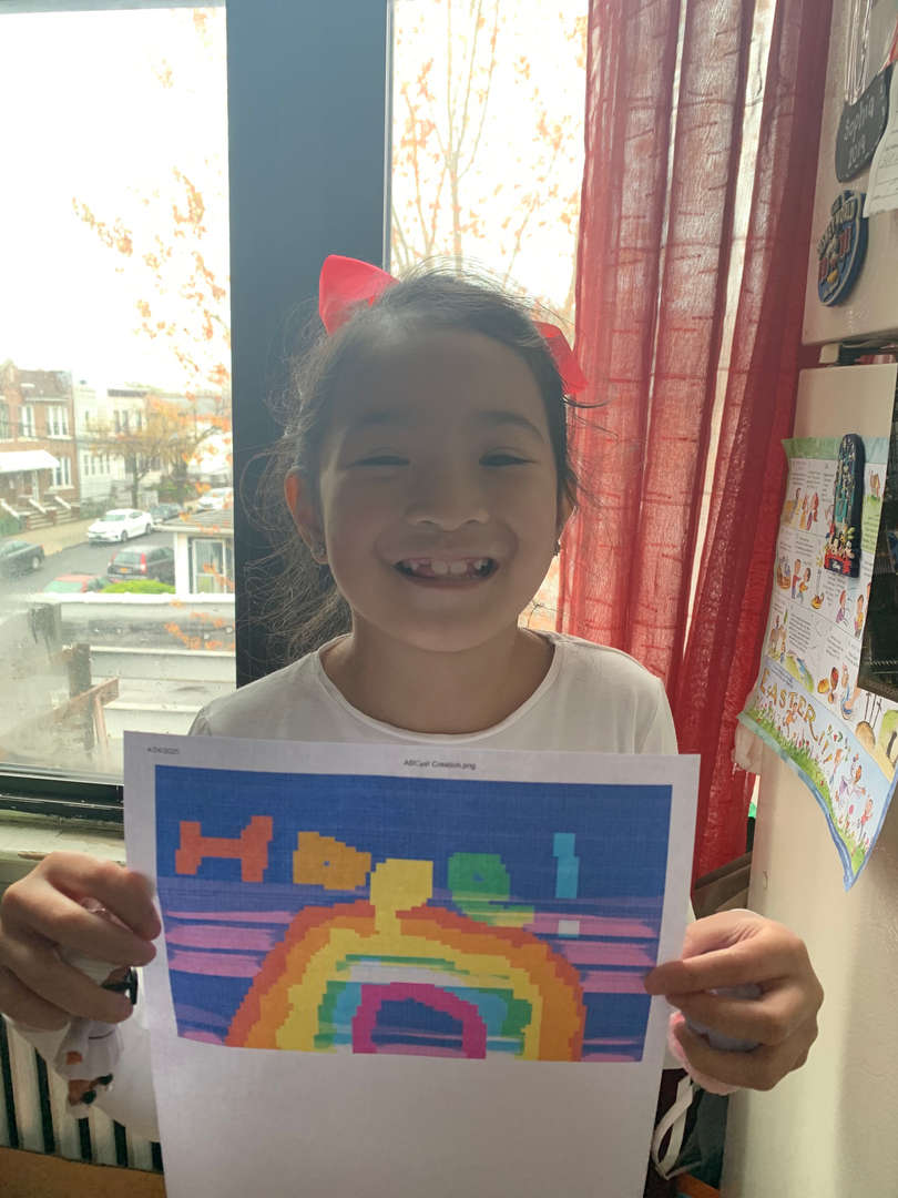 Sophia S 2nd grade