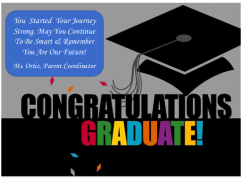 ms ortiz sends grad greetings