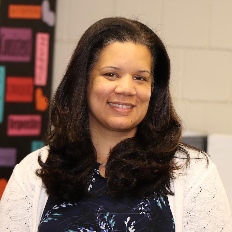 Jessica Harris, Cottage School Principal