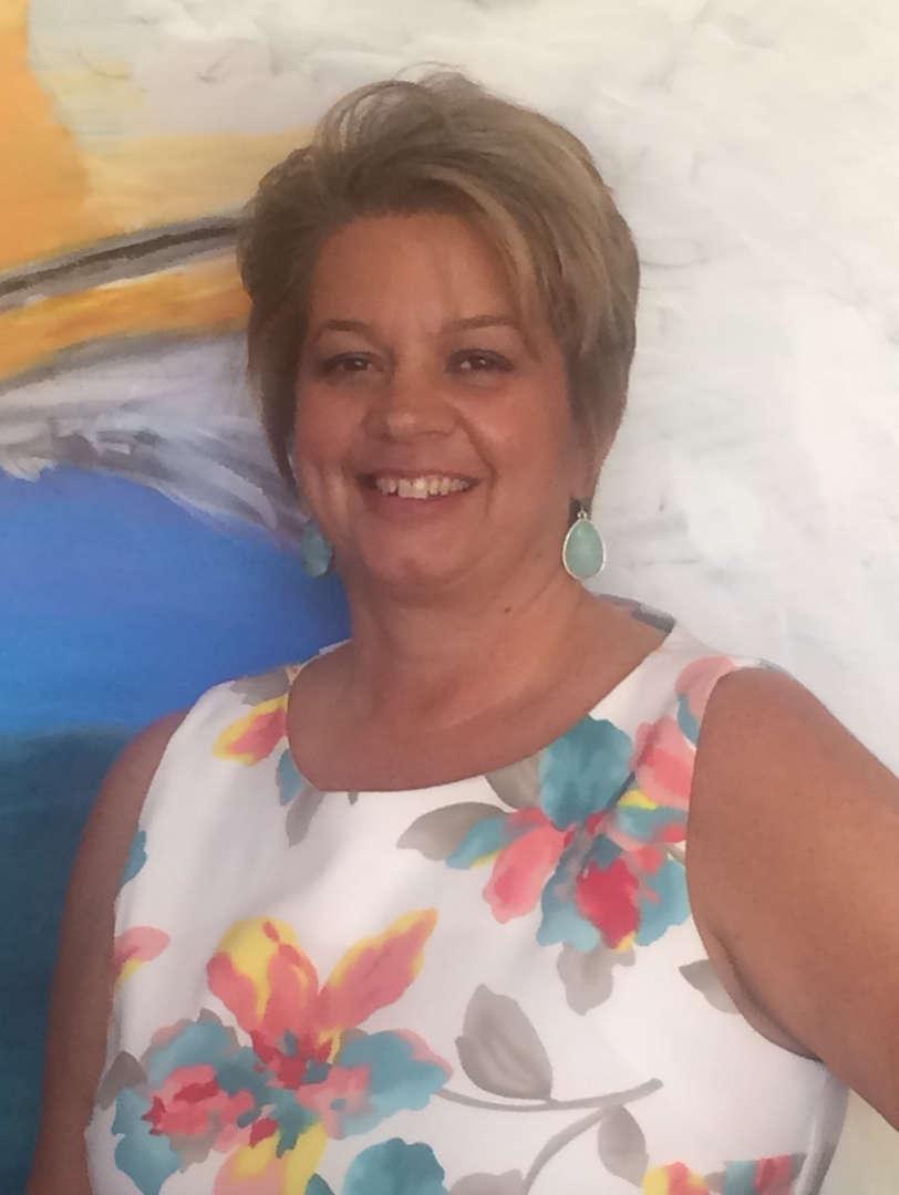 Principal Christine Leamon of the Edenwald School