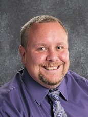 Ryan Allen, Principal Overland Elementary