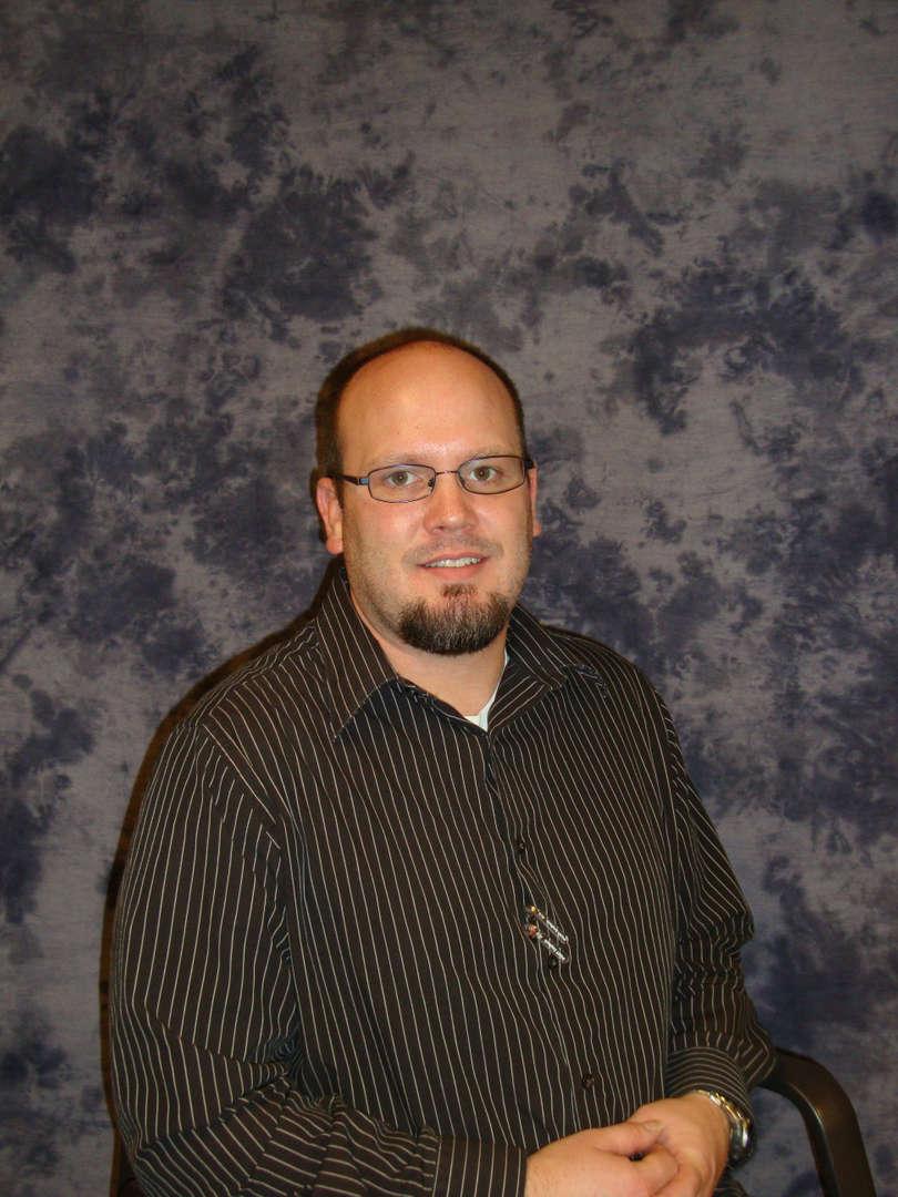 William Hiser, Asst. Principal Rock Springs High School