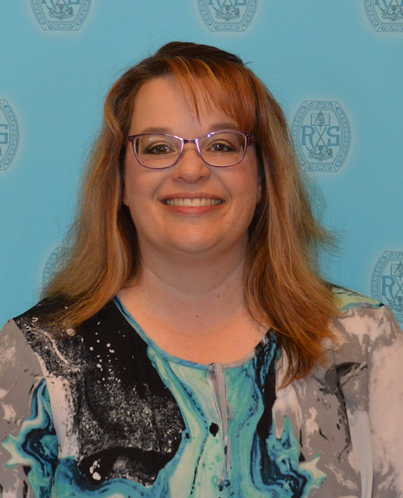 Janine Suppes, Asst. Principal Rock Springs High School