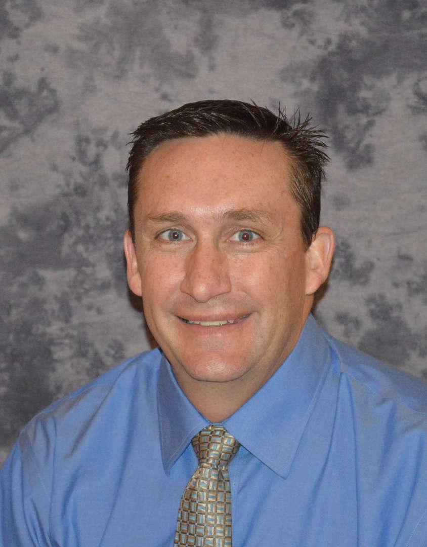 Karl Wells, Principal Westridge Elementary