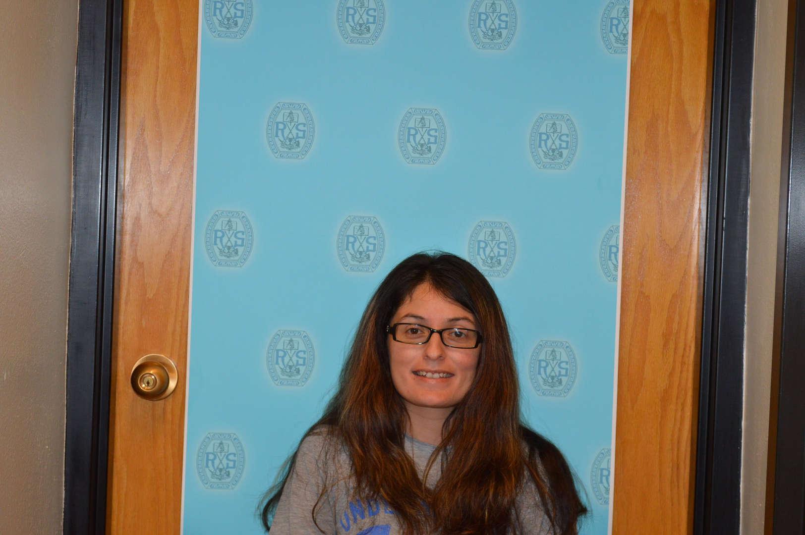 Stephanie Macy - Custodian - High School