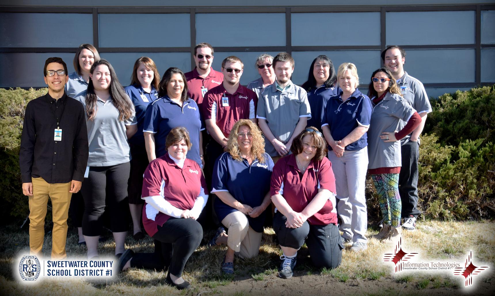 Tech Center Staff