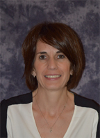 Gina Harvey, District Accountant