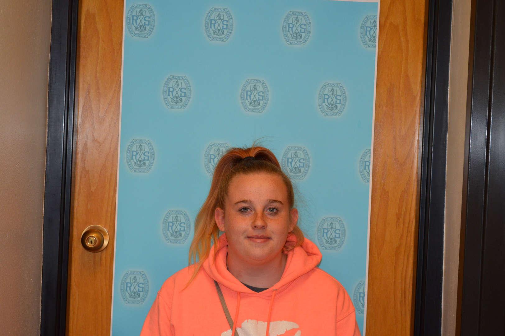 Mariah Keene - Custodian - High School