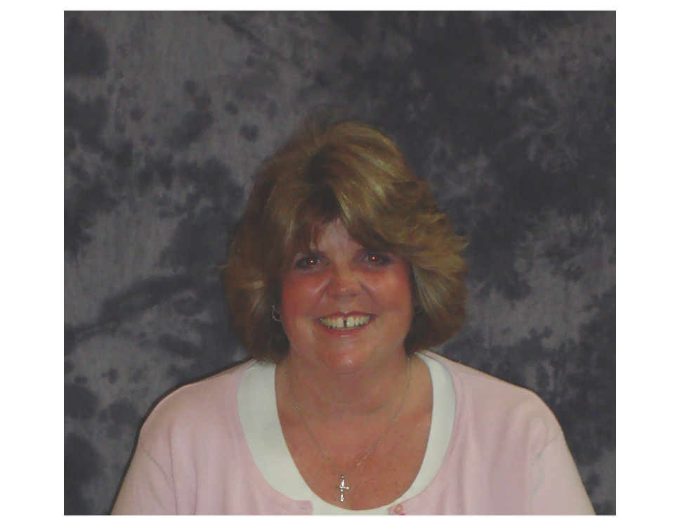 Gwen Allgaier - Administrative Assistant