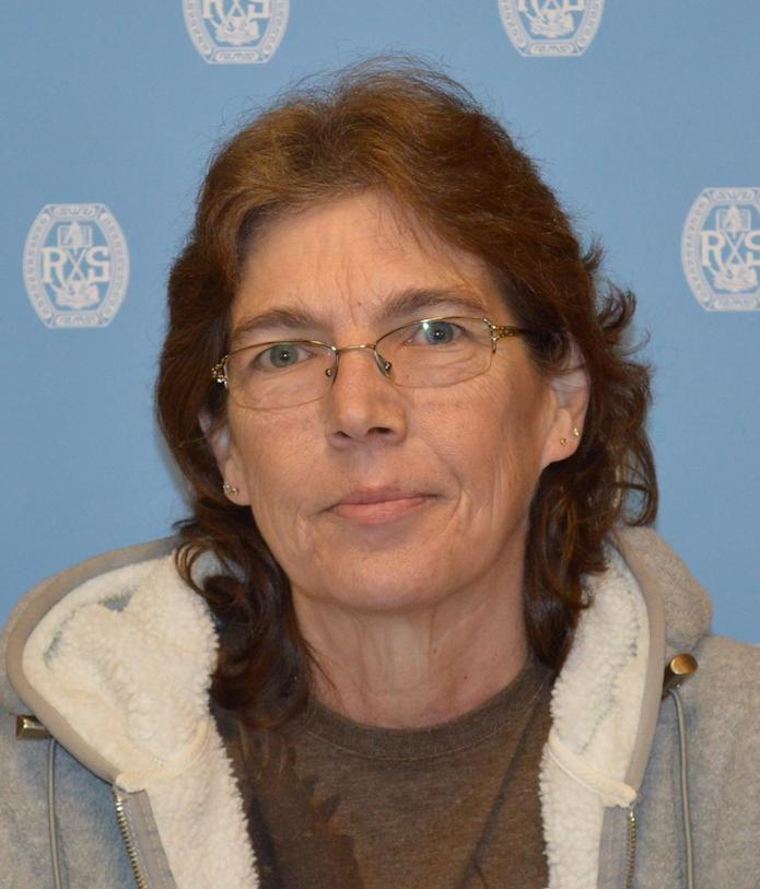 Yvonne Frydenburg - Custodian