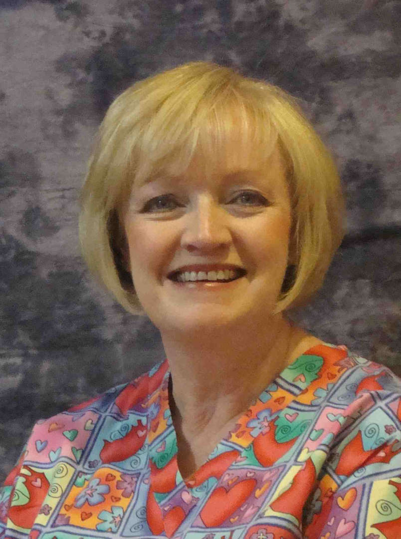 Teresa Perius, Food Service Coordinator Rock Springs High School