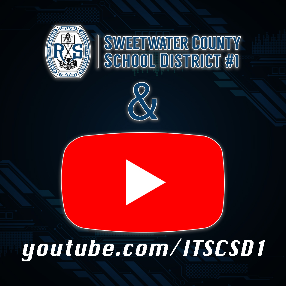 Subscribe the the District You-Tube Channel