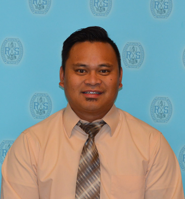 Ronald Urbin, Pilot Butte Elementary Principal