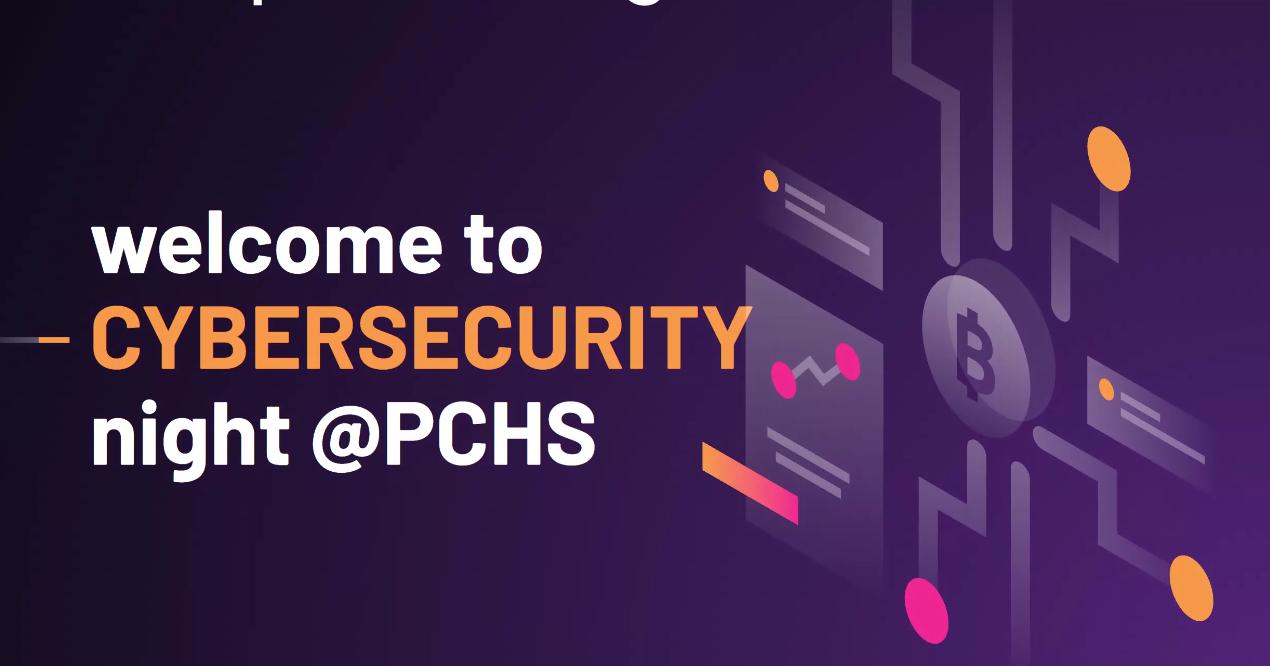 Screenshot of Cybersecuerity Night