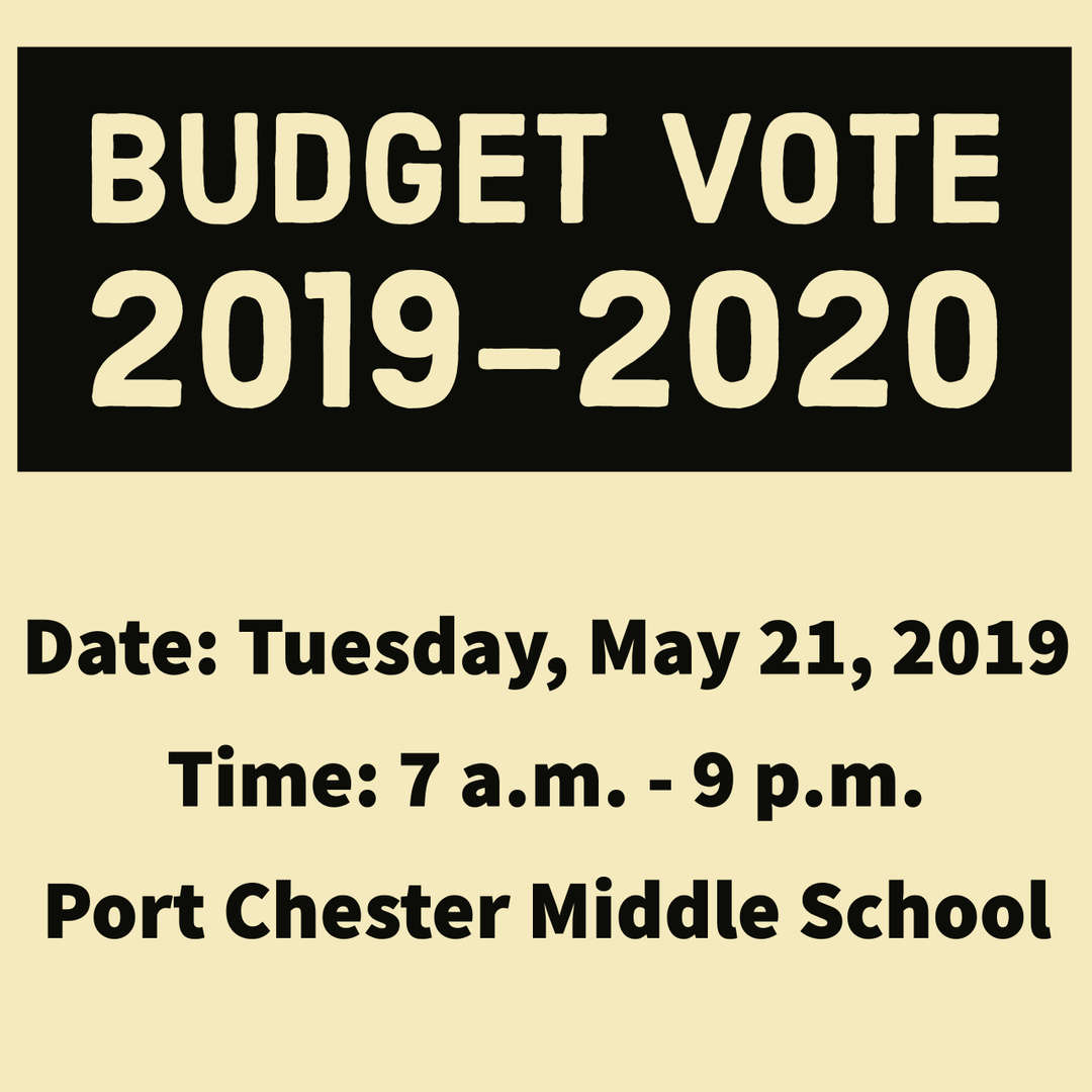 Budget Vote graphic