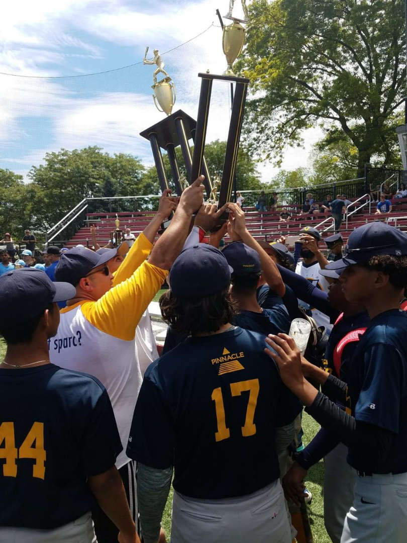 Our Baseball team won championships