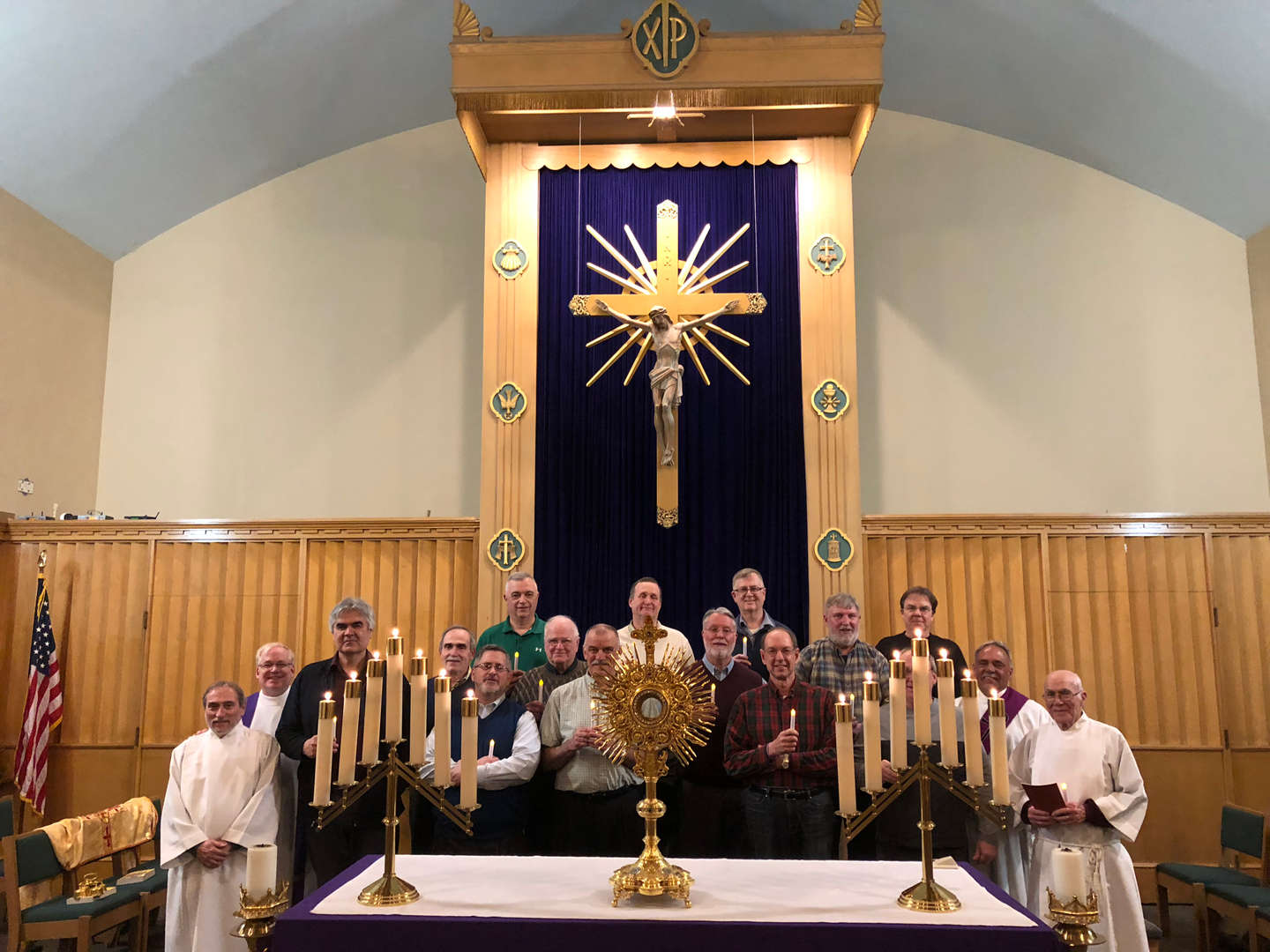 KofC Stations of the Cross Participants 2018