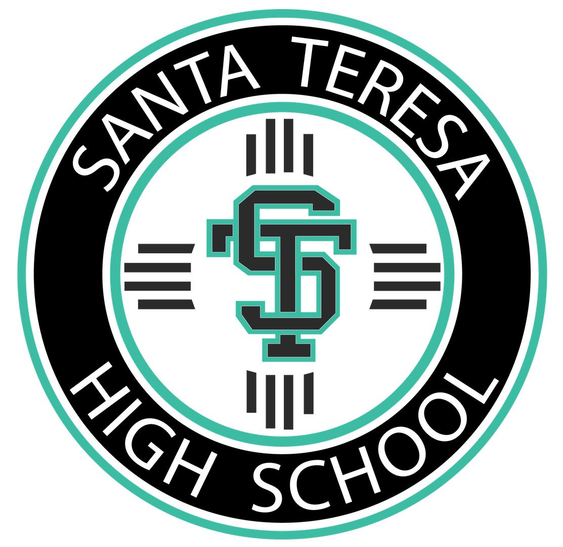 Santa Teresa High School logo