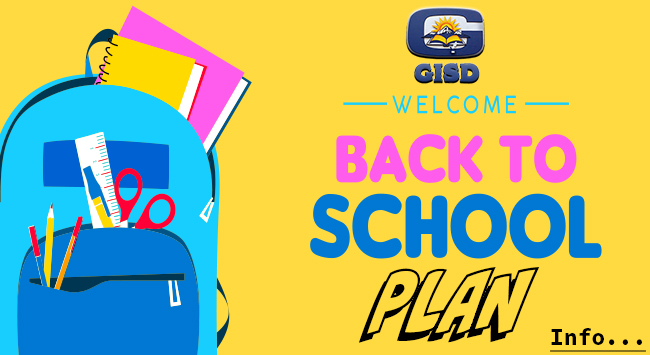 Back to School Plan banner