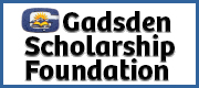 Gadsden Scholarship Foundation logo