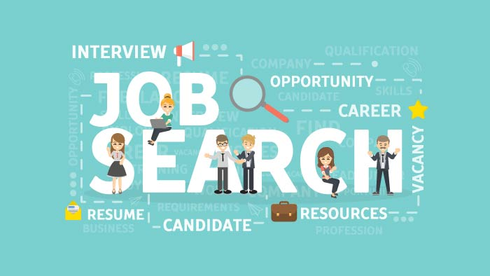 GISD job search banner