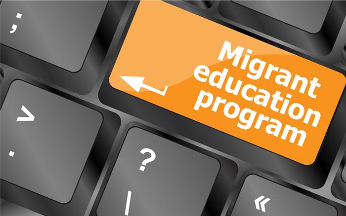 Migrant Education Program Banner