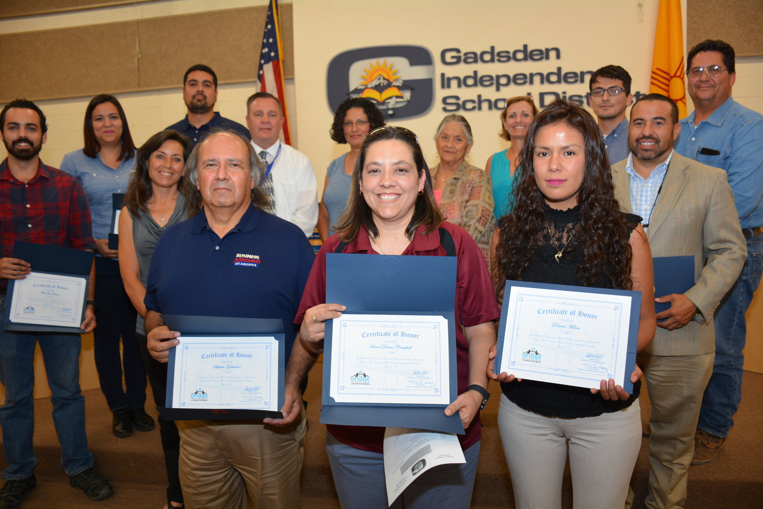 Gadsden teachers pave the way for externships