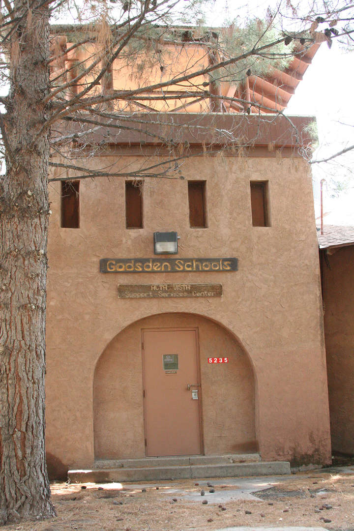 Old Alta Vista School image