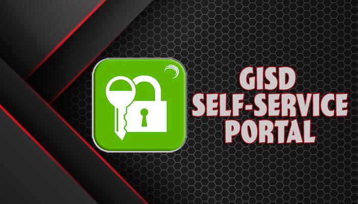 GISD-Self-Service-Portal