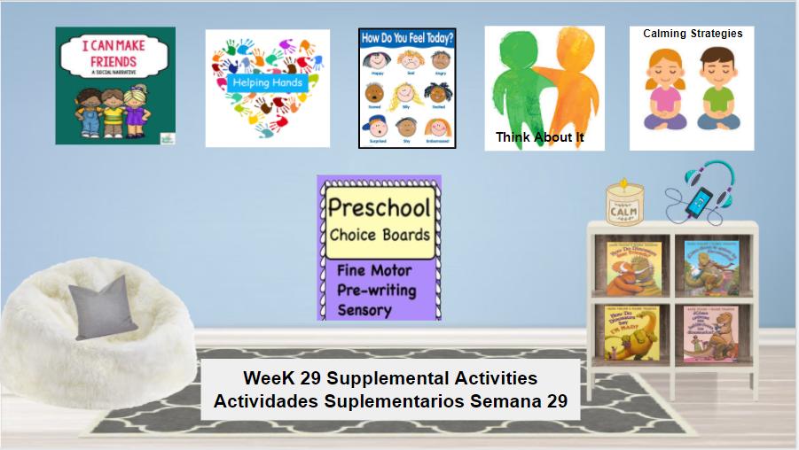Week 29 Bitmoji Classroom