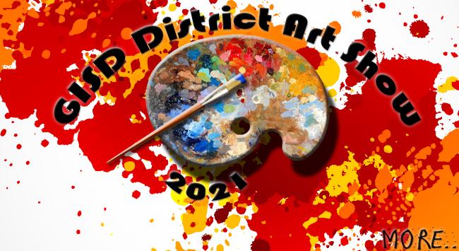 GISD district art show 2021