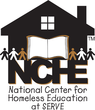 National Center for Homeless Education logo