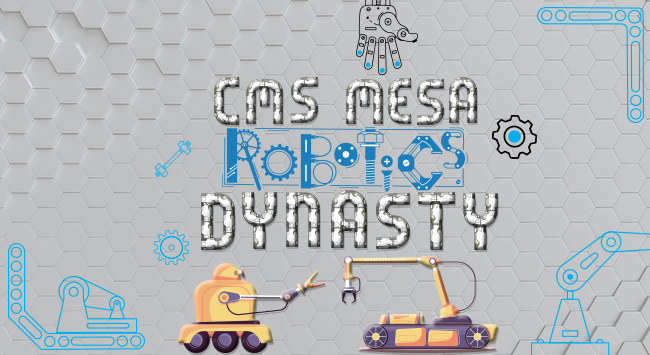 Robotic dynasty at GISD's Chaparral Middle School continues