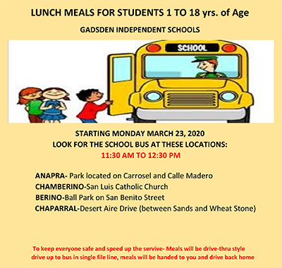 LUNCH-MEALS-FOR-STUDENTS-flyer