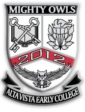 Alta Vista High School Emblem