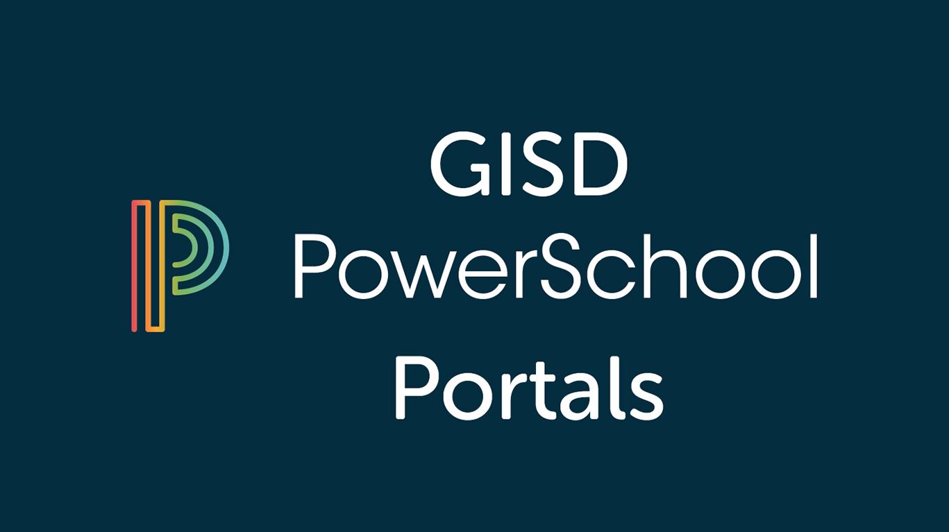 GISD PowerSchool banner
