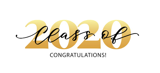 Congrats to the class of 2020!
