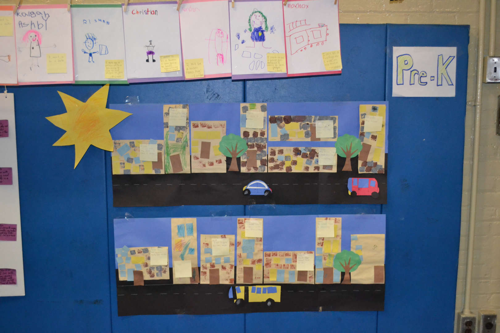 Pre-K Social Studies fair projects