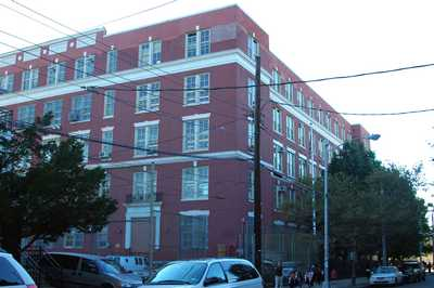 PS 197 building