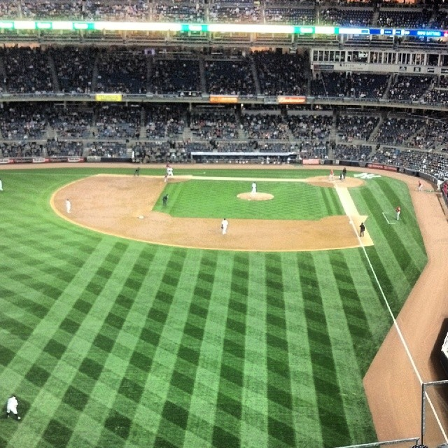 Trip to Yankees Game