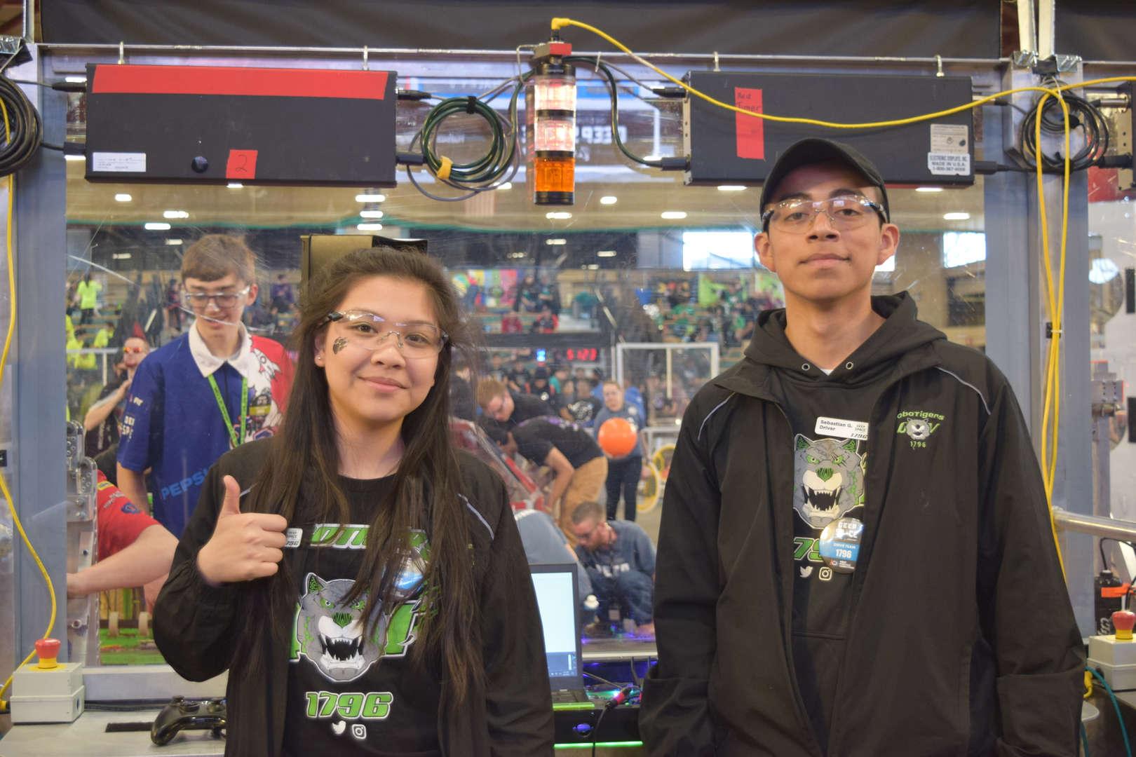 Robotics teammates