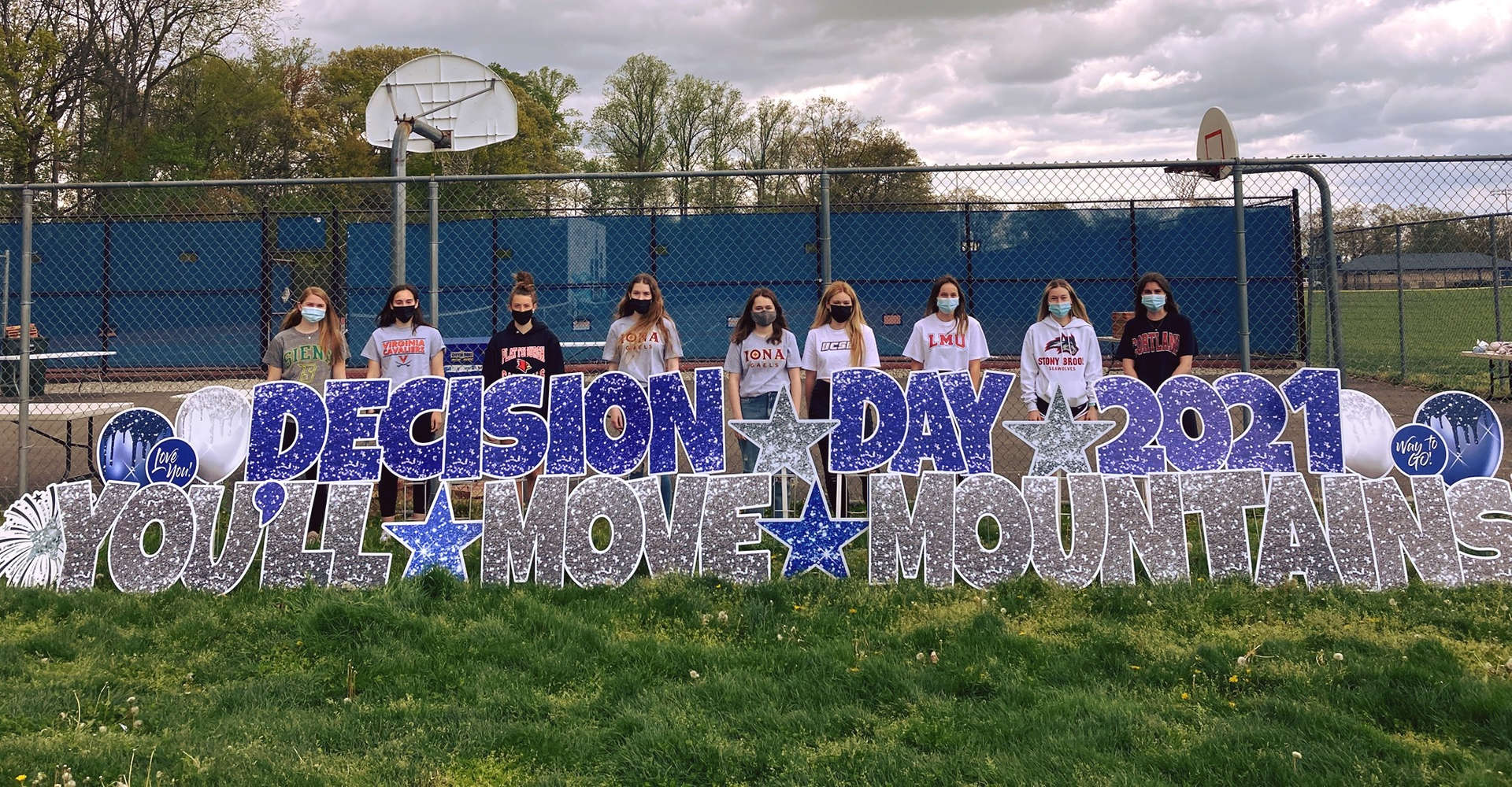 PRHS Sports College Decision Day