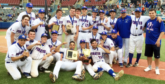 HS Baseball Champions