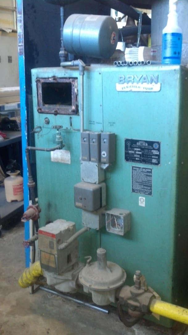 2015-16 School Budget - Old PRHS Boiler