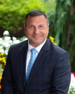 Marco Pochintesta, Superintendent of Schools