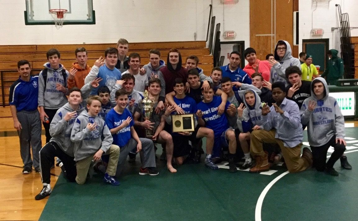 Wrestling Dual Meet Champs