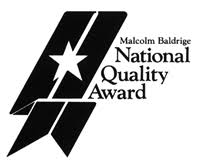 Malcolm Bardrige National Quality Award